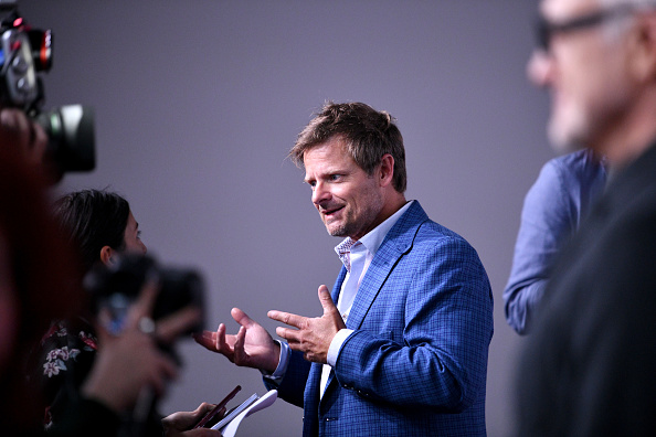 """Steve Zahn「Premiere Of National Geographic's """"Valley of The Boom"""" At Tribeca TV Festival」:写真・画像(17)[壁紙.com]"""