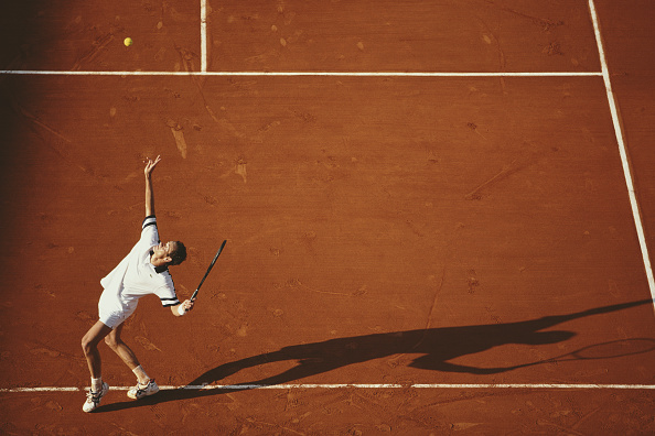 Shadow「French Open Tennis Championship」:写真・画像(9)[壁紙.com]