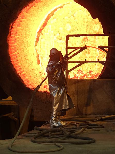 Industry「Steel Production At Salzgitter AG」:写真・画像(12)[壁紙.com]