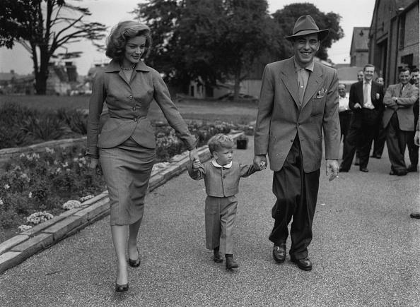 Lauren Bacall「Bogart and Bacall」:写真・画像(3)[壁紙.com]