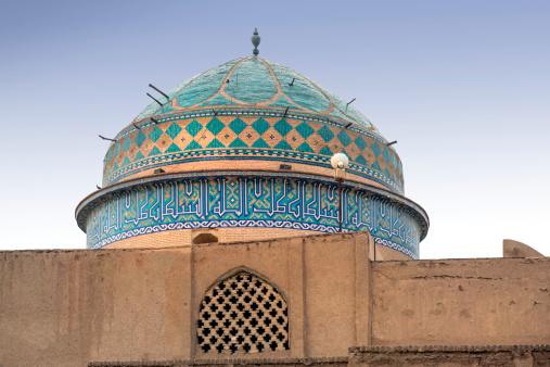 Iranian Culture「Dome of Takyeh Amir Chakhmgh Complex Mosque,Yazd」:スマホ壁紙(1)