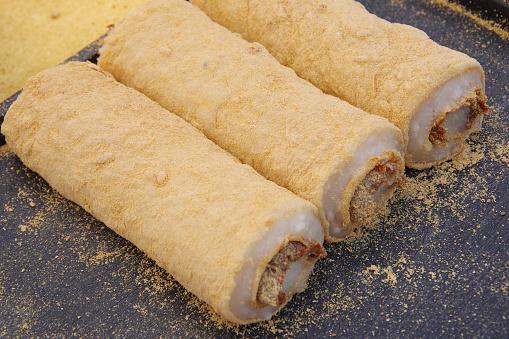 Dim Sum「Special snack Korean rice cake」:スマホ壁紙(15)
