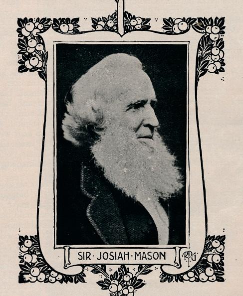 Frame - Border「'Sir Josiah Mason', 1901」:写真・画像(1)[壁紙.com]
