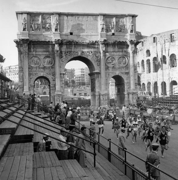 Rome - Italy「Olympic Marathon」:写真・画像(8)[壁紙.com]