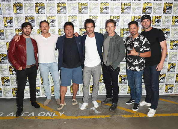 "San Diego Convention Center「Entertainment Weekly ""Brave Warriors"" at San Diego Comic-Con 2018」:写真・画像(12)[壁紙.com]"