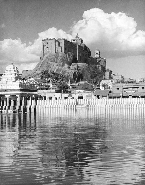 Tamil Nadu「Rock Fort Temple」:写真・画像(5)[壁紙.com]