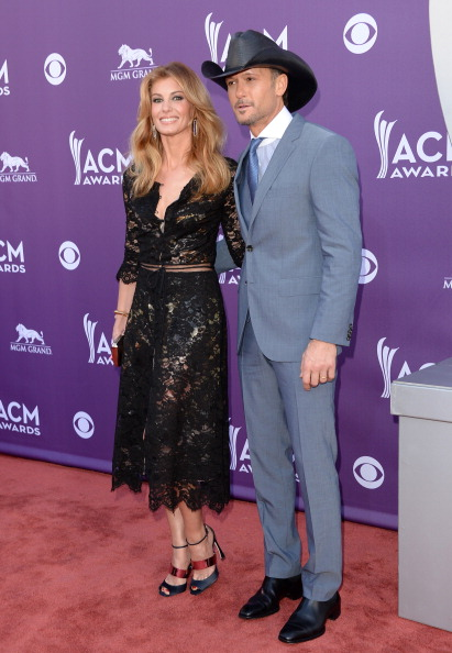 Scalloped - Pattern「48th Annual Academy Of Country Music Awards - Arrivals」:写真・画像(6)[壁紙.com]