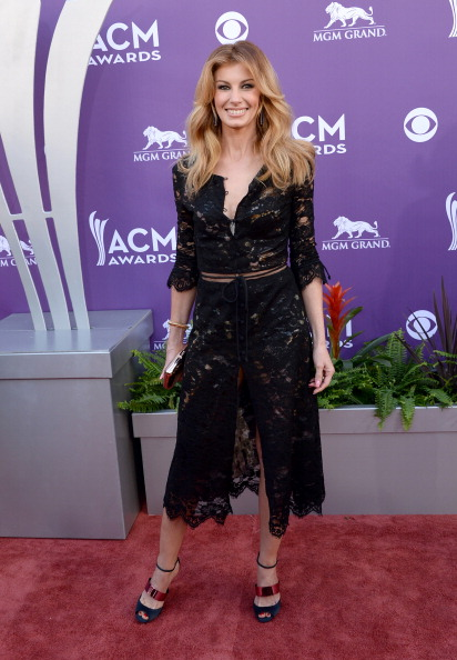 Scalloped - Pattern「48th Annual Academy Of Country Music Awards - Arrivals」:写真・画像(7)[壁紙.com]