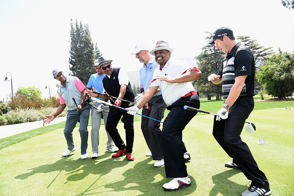 Singer「8th Annual George Lopez Celebrity Golf Classic Presented By Sabra Salsa To Benefit The George Lopez Foundation」:写真・画像(1)[壁紙.com]
