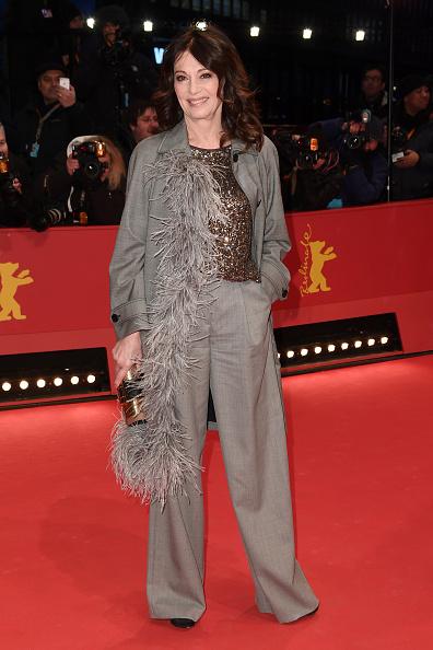 ベルリン国際映画祭「Closing Ceremony - Red Carpet Arrivals - 68th Berlinale International Film Festival」:写真・画像(8)[壁紙.com]