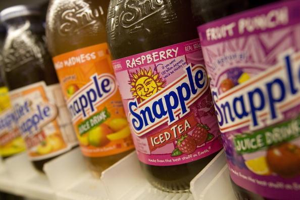Ice Tea「Coke Considers Buying Snapple And Mott Brands」:写真・画像(0)[壁紙.com]