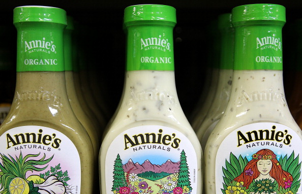 Salad「Organic Food Maker Annie's Stock Rises Sharply After IPO」:写真・画像(6)[壁紙.com]