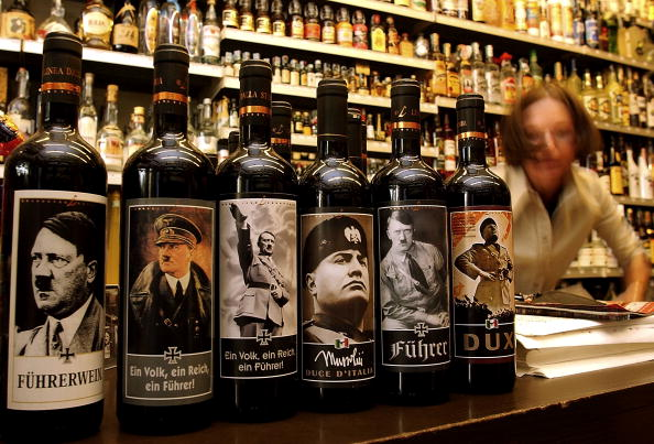 "Politics「""Hitler"" Wine Goes On Sale In Italy 」:写真・画像(2)[壁紙.com]"