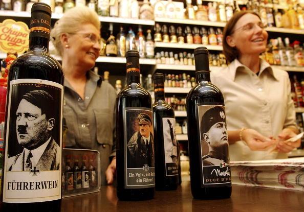 "Selective Focus「""Hitler"" Wine Goes On Sale In Italy 」:写真・画像(10)[壁紙.com]"