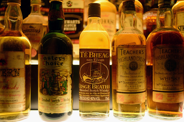 Alcohol「George Osborne Freezes Duty On Scotch Whisky In The Budget」:写真・画像(9)[壁紙.com]