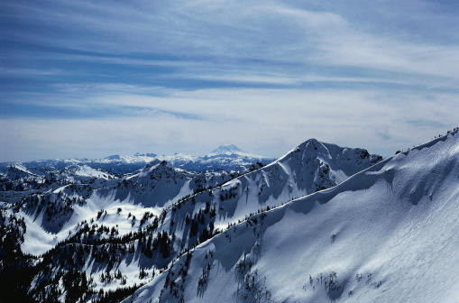 アダムス山「Mt. Adams, Washington」:スマホ壁紙(9)