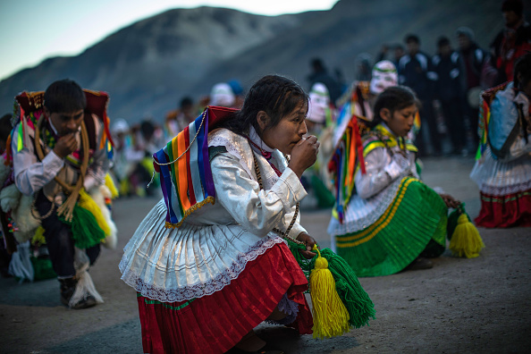 Environment「Andean Indigenous Cultures Adapt To A Changing Climate」:写真・画像(15)[壁紙.com]