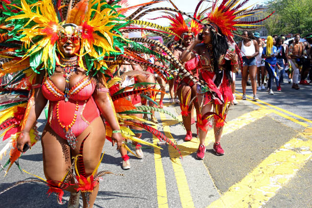 Annual West Indian Day Held In Brooklyn:ニュース(壁紙.com)