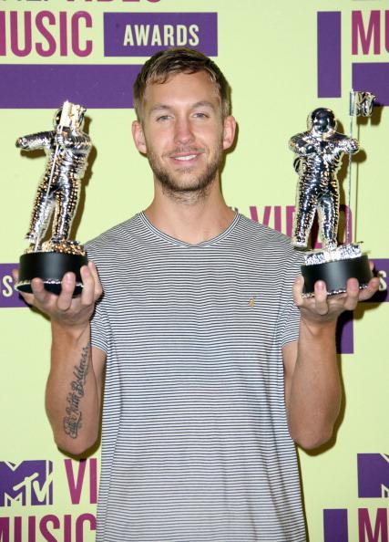 One Man Only「2012 MTV Video Music Awards - Press Room」:写真・画像(19)[壁紙.com]