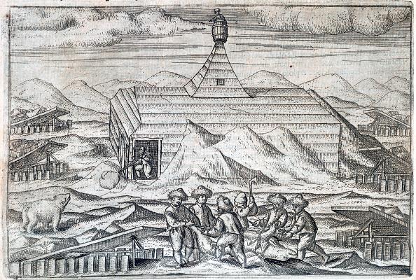 Sailor「William Barents' Arctic Expedition 1596-1597 (1598)」:写真・画像(15)[壁紙.com]