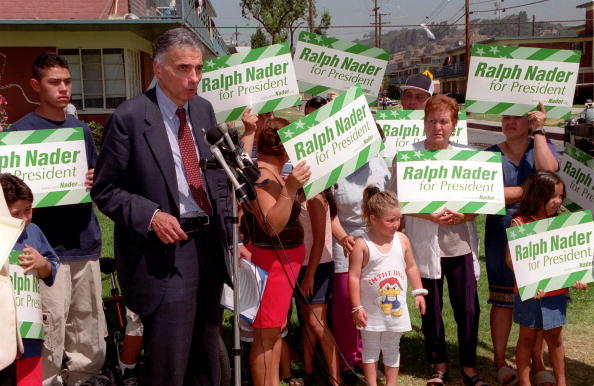 Improvement「U S Green Party Presidential Candidate Ralph Nader Attends A News Conference」:写真・画像(17)[壁紙.com]