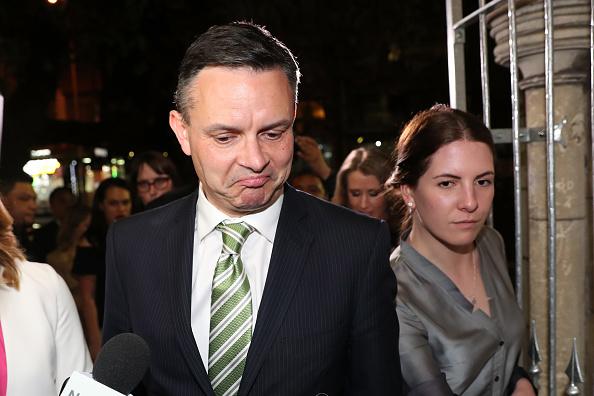 到着「New Zealand Parties Address Their Supporters Ahead Of Election Verdict」:写真・画像(0)[壁紙.com]