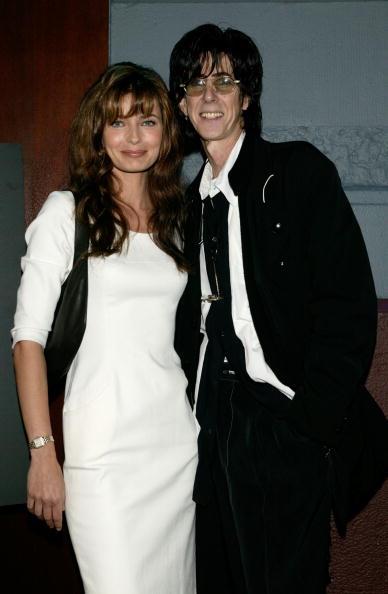 Husband「Paulina Porizkova And Ric Ocasek」:写真・画像(19)[壁紙.com]