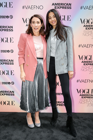 Mid Calf Boot「Vogue American Express Fashion's Night Out - Sydney」:写真・画像(10)[壁紙.com]