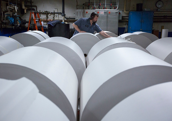 Typescript「New Tariffs On Canadian Newsprint Expected To Drive Up Costs For U.S. Newspapers」:写真・画像(11)[壁紙.com]