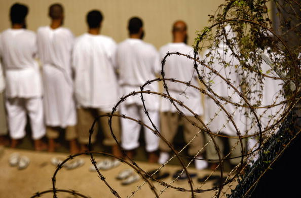 Prisoner「Guantanamo Military Prison Stays Open As Future Status Remains Uncertain」:写真・画像(6)[壁紙.com]