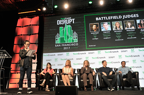 Horizontal「TechCrunch Disrupt SF 2017 - Day 2」:写真・画像(4)[壁紙.com]