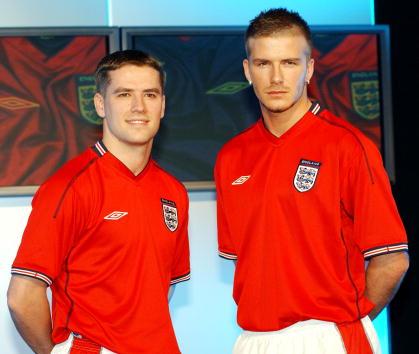 Launch Event「England Captain David Beckham Models New Strip」:写真・画像(9)[壁紙.com]