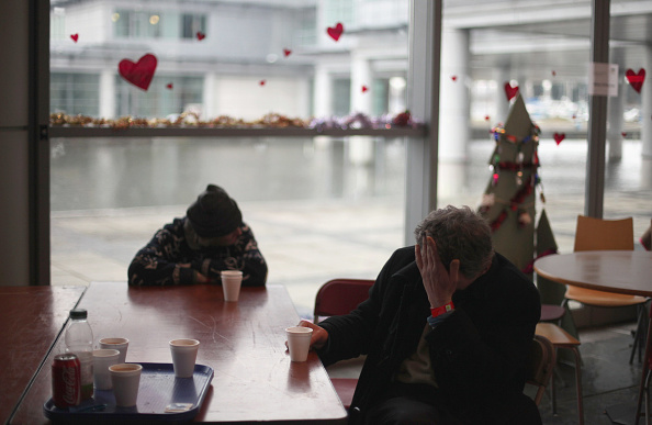 Homelessness「Crisis Open Their Doors To The Homeless At Christmas」:写真・画像(14)[壁紙.com]