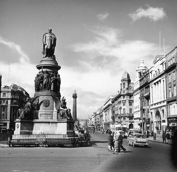 Dublin - Republic of Ireland「O'Connell's Statue」:写真・画像(19)[壁紙.com]