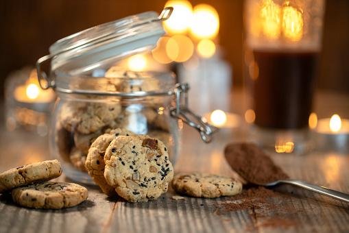 Barn Swallow「homemade nut cookies」:スマホ壁紙(19)