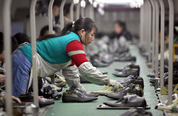 Economy「EU Moves Closer To Duties On Chinese Shoes」:写真・画像(15)[壁紙.com]
