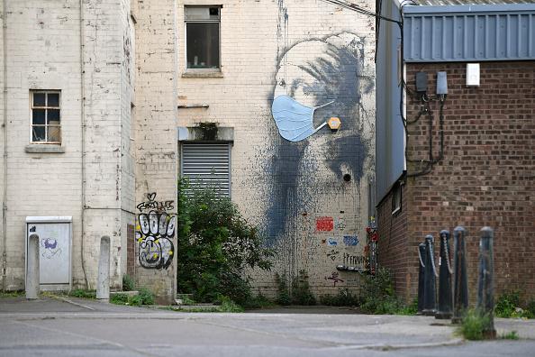 Graffiti「UK In Sixth Week Of Coronavirus Lockdown」:写真・画像(11)[壁紙.com]