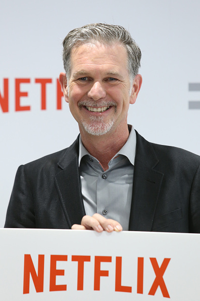 ヘッドショット「Netflix Partners With SoftBank For Japan Launch」:写真・画像(7)[壁紙.com]