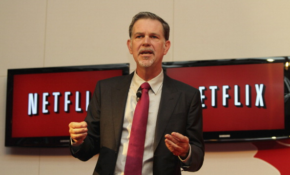 CEO「Netflix Launches In Colombia - Party」:写真・画像(8)[壁紙.com]