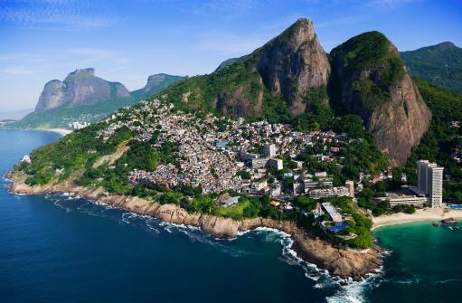 Rio「ヴィディガルファベーラでリオデジャネイロ」:スマホ壁紙(7)