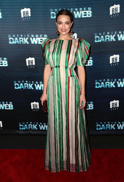 "Dark Web「Premiere Of Blumhouse Productions And Universal Pictures' ""Unfriended: Dark Web"" - Arrivals」:写真・画像(2)[壁紙.com]"