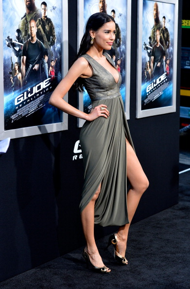 "Slit - Clothing「Premiere Of Paramount Pictures' ""G.I. Joe: Retaliation"" - Arrivals」:写真・画像(19)[壁紙.com]"