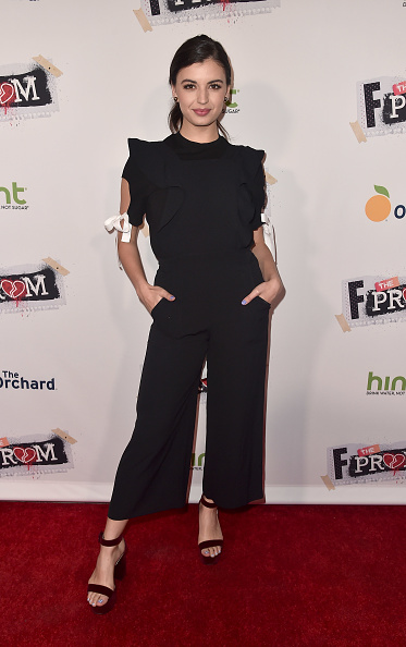"Chunky Heels「Premiere Of The Orchard And Fine Brothers Entertainment's ""F*&% The Prom"" - Arrivals」:写真・画像(12)[壁紙.com]"