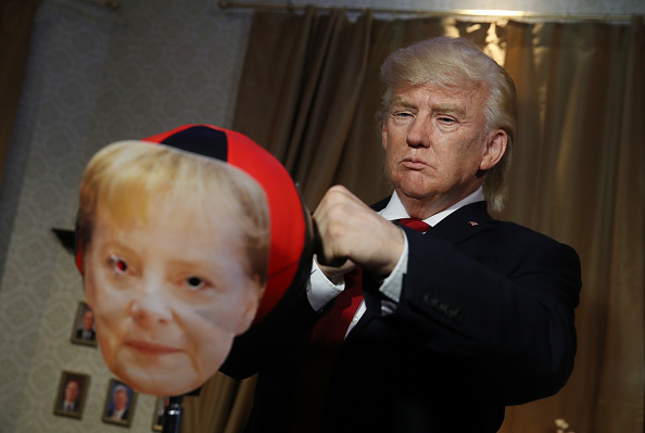 Silicon「Donald Trump Silicon Mask Live Presentation At Madame Tussauds」:写真・画像(17)[壁紙.com]