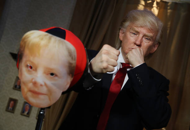 Donald Trump Silicon Mask Live Presentation At Madame Tussauds:ニュース(壁紙.com)