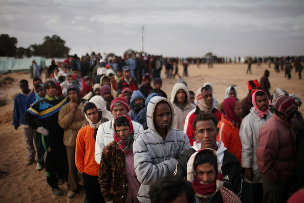 Africa「Foreign Workers And Refugees Flee As Violence Continues In Libya」:写真・画像(7)[壁紙.com]