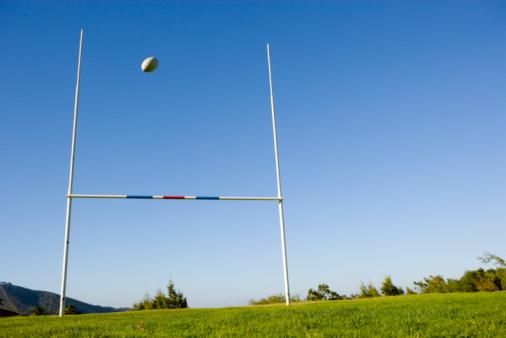 Goal - Sports Equipment「Rugby ball scoring」:スマホ壁紙(5)