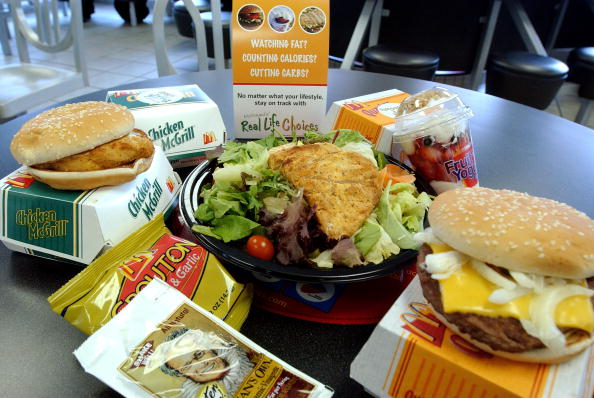 McDonald's「McDonalds Offers Real Life Choices Diet In New York City」:写真・画像(11)[壁紙.com]