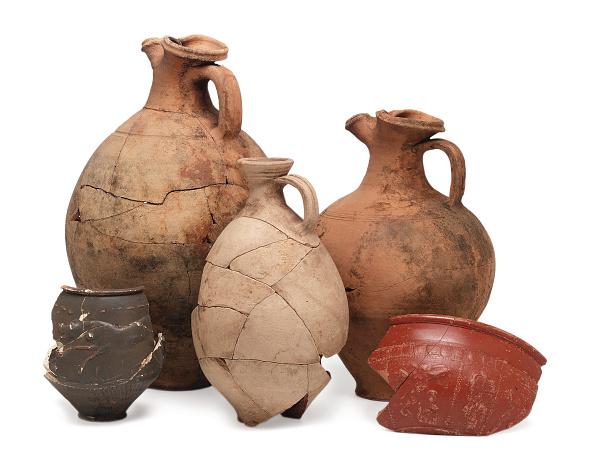 Pottery「Excavations In Southwark」:写真・画像(7)[壁紙.com]