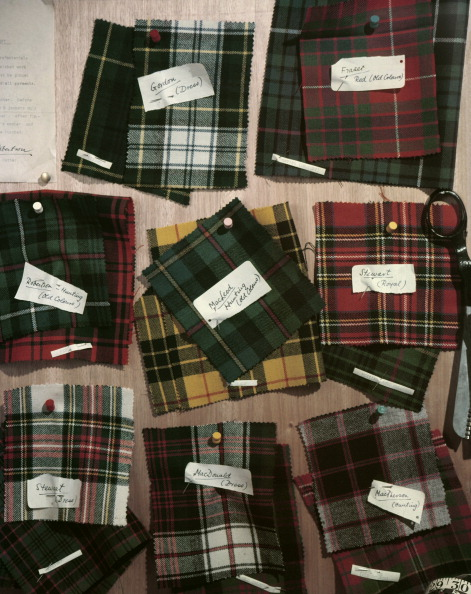 Tartan check「Scottish Tartans」:写真・画像(4)[壁紙.com]